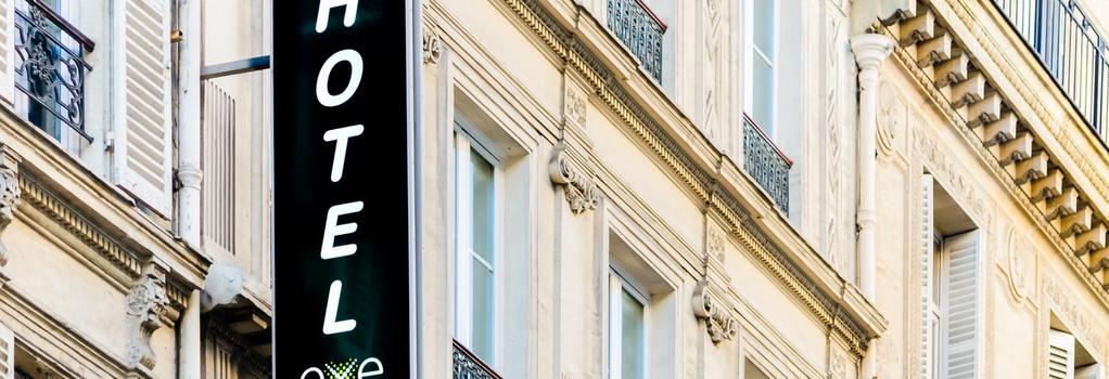 Exe Paris Centre - Paris - Building