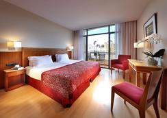 Eurostars Astoria - Malaga - Bedroom