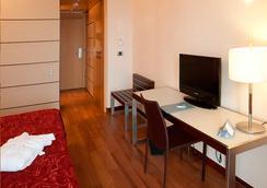 Eurostars Budapest Center - Budapest - Bedroom