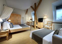 Eurostars Park Hotel Maximilian - Regensburg - Bedroom