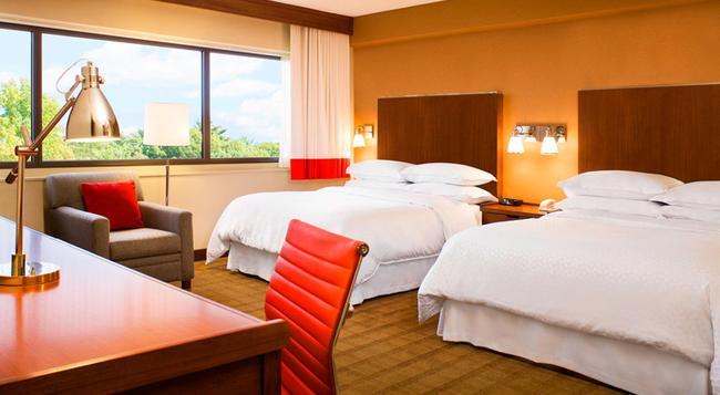 Four Points by Sheraton San Diego - SeaWorld - San Diego - Bedroom