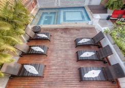 Casa Canabal Hotel Boutique - Cartagena - Pool