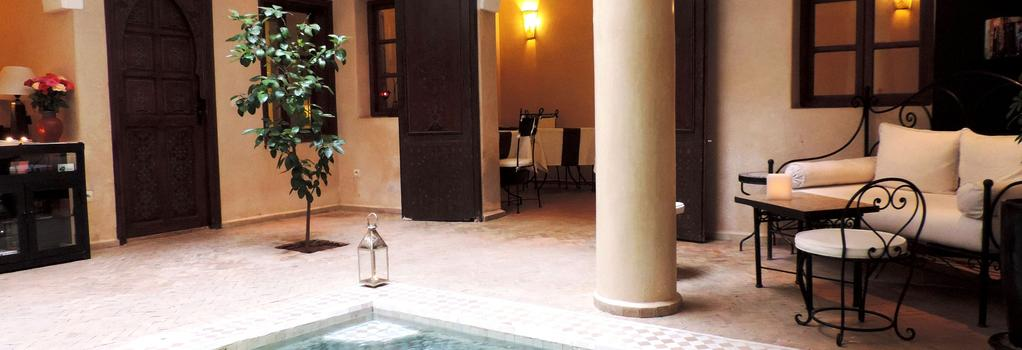 Riad Al Badia - Marrakesh - Lobby