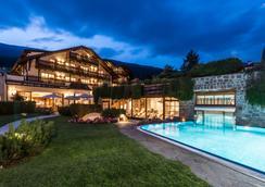 Hotel Angelo Engel - Ortisei - Pool
