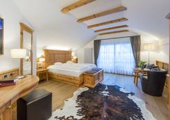 Hotel Angelo Engel - Ortisei - Bedroom