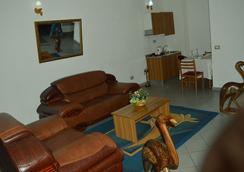 Hotel Franco - Yaounde - Lounge