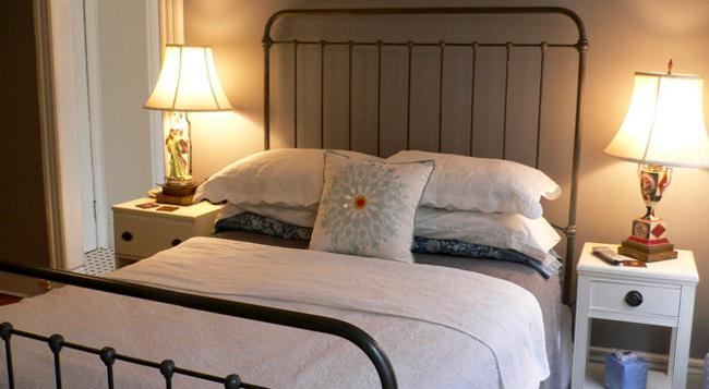 Sofia Inn - Brooklyn - Bedroom