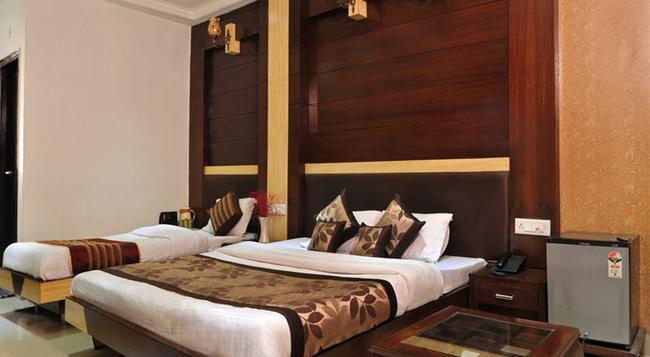 Delhi Heart - New Delhi - Bedroom
