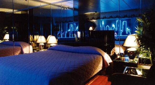 Edgewood Motel - Jericho - Bedroom