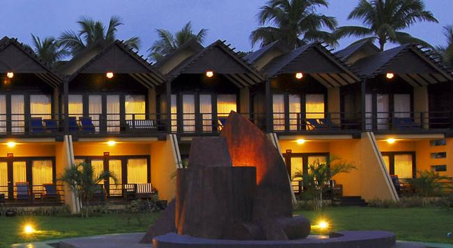 Bay of Bengal Resort - Ngwesaung - Building