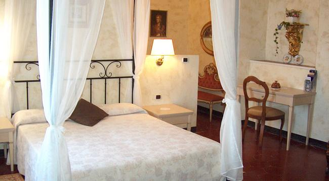 Stella Maris - Camogli - Bedroom