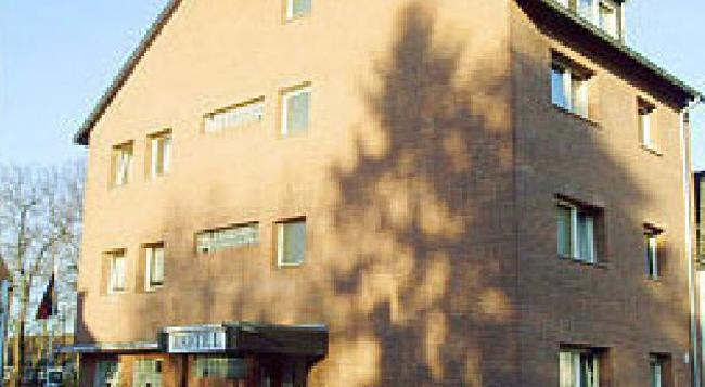 Heideklause - Cologne - Building