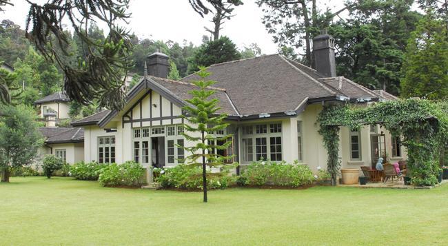 Anilana Craigbank - Nuwara Eliya - Building