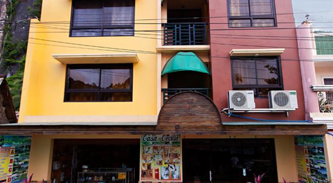 Casa Cecilia - El Nido - Building