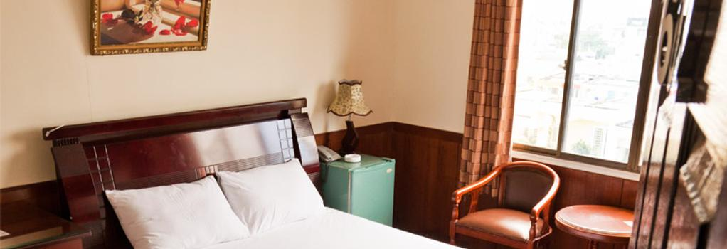 Tan Hoang Mai Hotel - Ho Chi Minh City - Bedroom