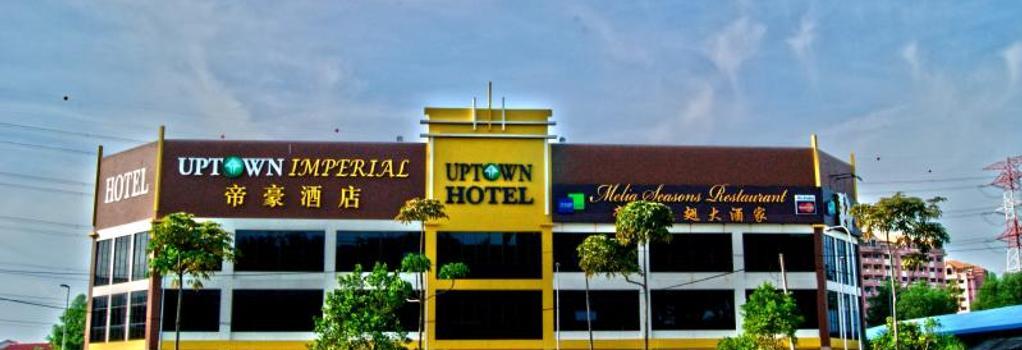 Uptown Imperial Hotel - Kajang - Building