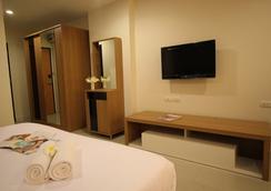 14 Living - Bangkok - Bedroom