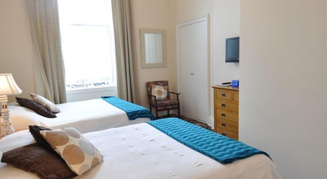 Tania Guest House - Edinburgh - Bedroom