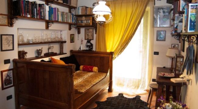 Il Mulino - Arezzo - Bedroom