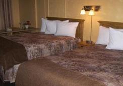 Hotel Les Mouettes - Sept-Îles - Bedroom
