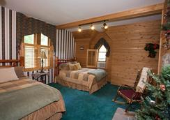Allegan Country Inn - Allegan - Bedroom