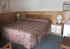 Brookside Motel - Lake George - Bedroom
