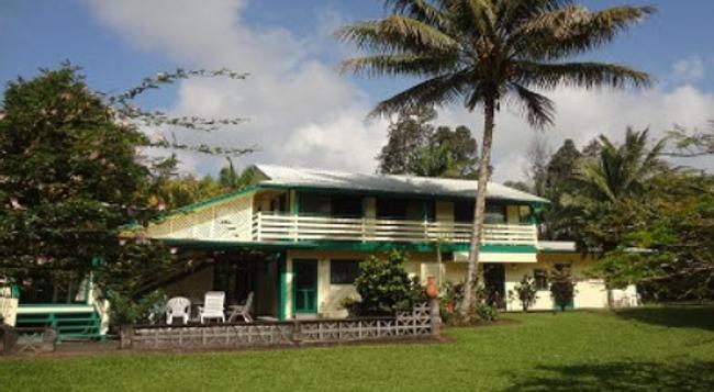 Hale Moana Bed & Breakfast - Pahoa - Building