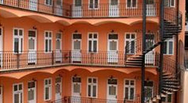Hotel Ariston & Ariston Patio - Prague - Building
