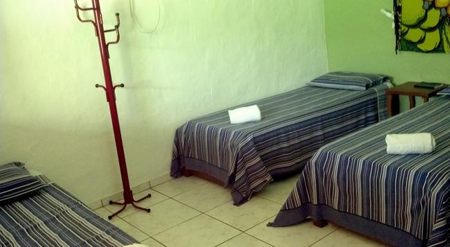 Pousada Cavalo Marinho - Porto Seguro - Bedroom