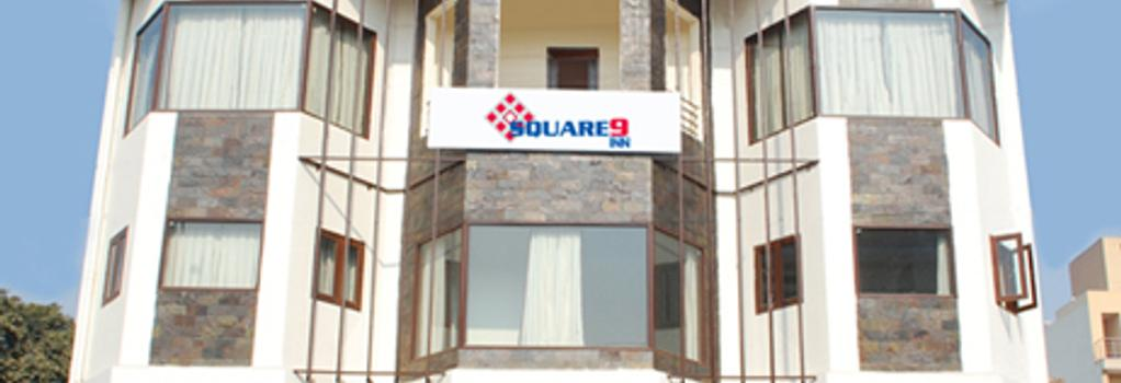 Square 9 Inn - Gurgaon - Building