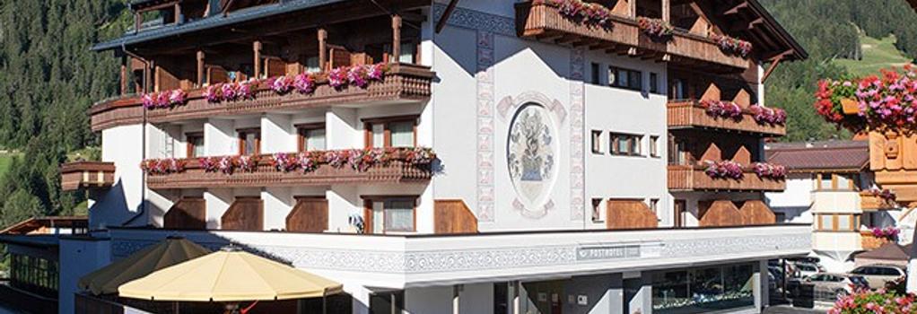 Geigers Posthotel - Das Familienhotel - Serfaus - Building