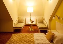 Cajkovskij Palace - Carlsbad - Bedroom