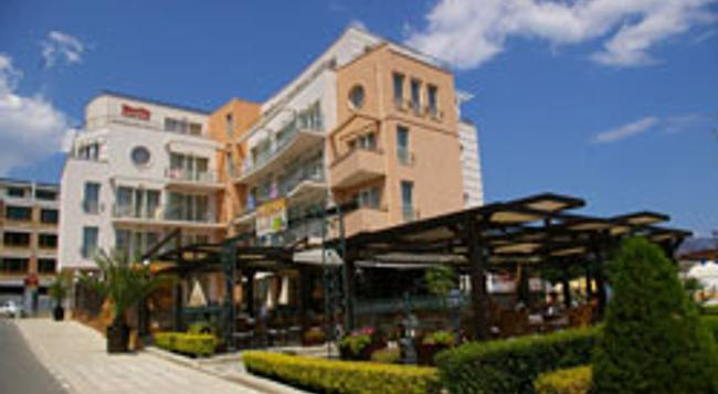 Hotel Berlin Beach - Sveti Vlas - Building