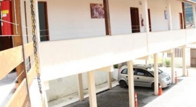Pousada Morada de Minas - Caraguatatuba - Building