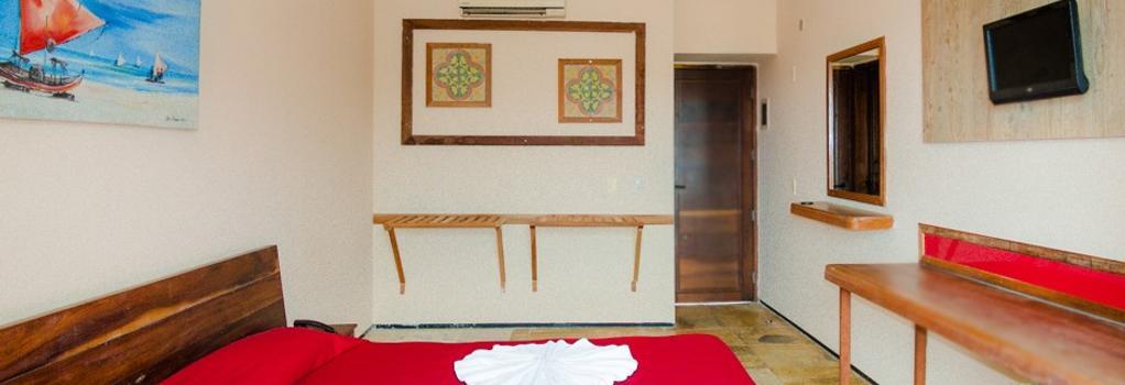 Hotel Porto Futuro - Fortaleza (Ceará) - Bedroom