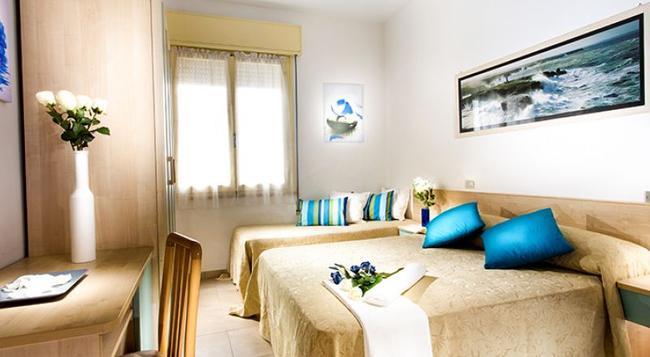 Ben Hur - Cesenatico - Bedroom