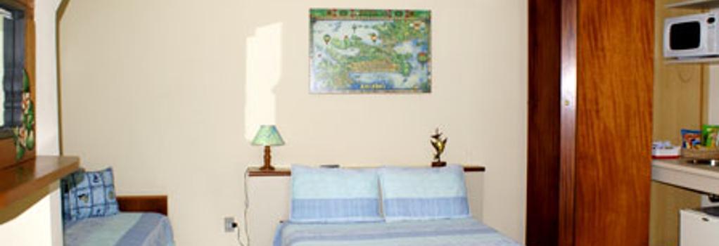 Pousada Canto do Mar - Guaruja - Bedroom