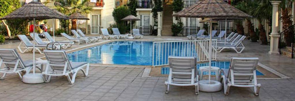 Akca - Bodrum - Pool