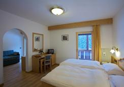 Hotel Diana - Canazei - Bedroom