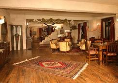 Karlik Evi Boutique Hotel - Special Class - Uchisar - Lobby