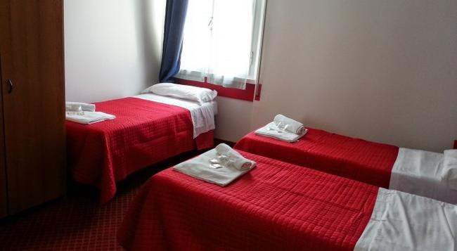 Costa d'Oro - Rimini - Bedroom