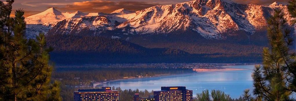Harrah's Lake Tahoe - Stateline - Building