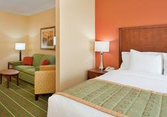 SpringHill Suites by Marriott Tempe at Arizona Mills Mall - Tempe - Bedroom