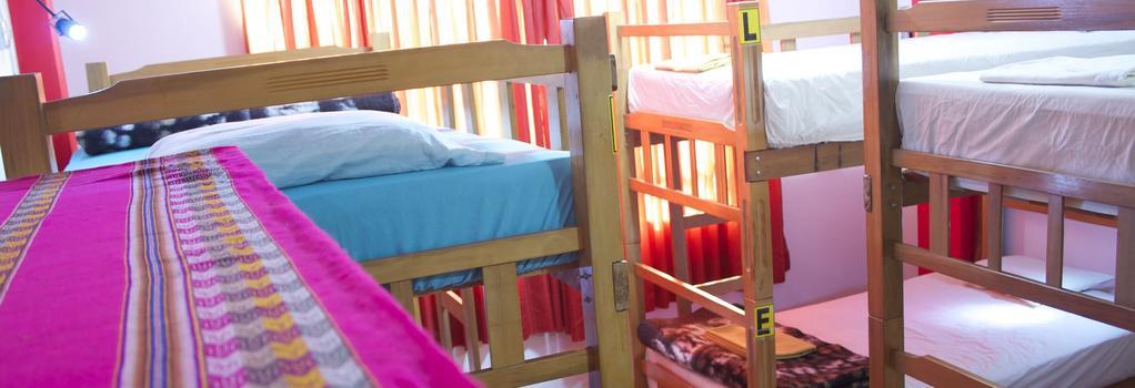 Paypurix Hostel - Lima Airport - Lima - Bedroom