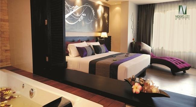 Nouvo City Hotel - Bangkok - Bedroom