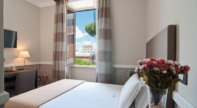 Fragrance Hotel St Peter - Rome - Bedroom