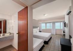 Linx Hotel Sete Coqueiros - Maceió - Bedroom