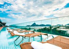 Prodigy Hotel Santos Dumont Airport - Rio de Janeiro - Pool