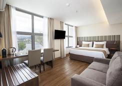 Prodigy Hotel Santos Dumont Airport - Rio de Janeiro - Bedroom