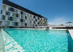 Linx Hotel International Airport Galeao - Rio de Janeiro - Pool